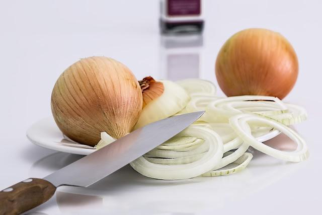 jak kroić cebulę