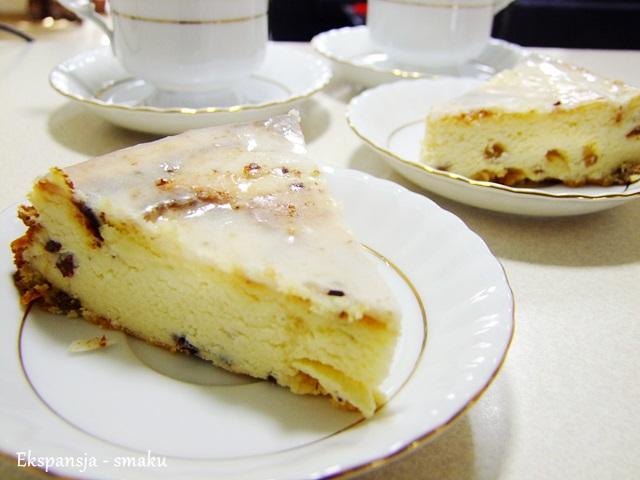 sernik bez ciasta