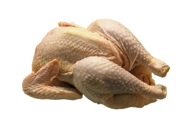 ekologiczne mięso z kurczaka