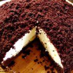 Kopiec kreta ciasto domowe