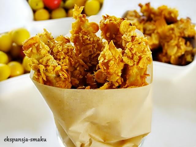 nuggetsy z kurczaka