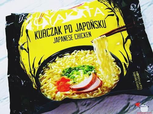 kurczak po japońsku